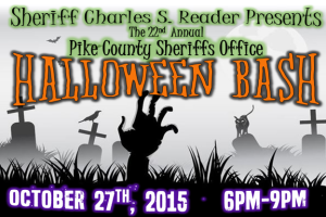 The 22nd Annual Halloween Bash
